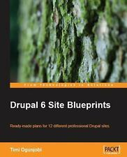 Drupal 6 Site Blueprints
