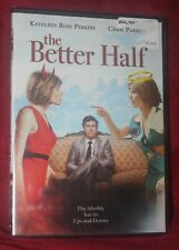 New listing The Better Half DVD Romantic drama comedy gym treadmill accident afterlife real