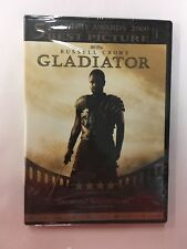 Gladiator (Dvd, Widescreen) Russell Crowe New