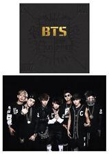 BTS [2 Cool 4 Skool] BANGTAN BOYS Single Album CD+Booklet+Extra 4Photo Cards Set