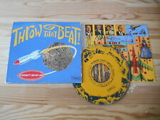 CD Pop Throw That Beat! - I Won't Give Up (4 Song) MCD ELECTROLA Limited Edition