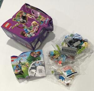 LEGO Friends Vet Clinic Rescue Buggy 41442 Building Kit 100 Piece Set  READ