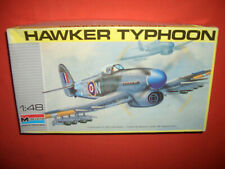 1:48 Monogram 5221, HAWKER TYPHOON