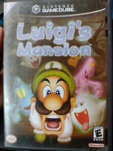 Luigi's Mansion (Nintendo GameCube) Tested & Working. No manual !