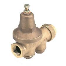 Zurn-Wilkins 1 in. Bronze FIP x FIP Water Pressure Reducing Valve with No Lead