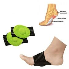 Foot Arch shock Absorber - Strutz Sole Angels  (1 Pair)  Arch Support Cushion