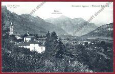 LECCO ANNONE 08 OGGIONO - BRIANZA - GRIGNE - CORNI DI CANZO Cartolina