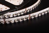 SMD3535 5m LED STRIP STRISCIA RGB 24V 120LED/M 600LED 24W/M 12000LUMEN IP20 B3E2