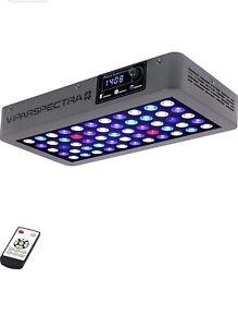 VIPARSPECTRA Timer Control 165W LED Aquarium Light Full Spectrum Led Light