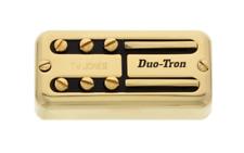 Tv Jones Paul Yandell Duo Tron Universal Mount Gold Neck Pickup