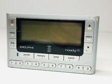 Delphi Roady Xt Xm Sirius Satellite Radio Sa10177 receiver only Tested