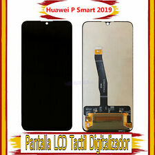 Pantalla Para Huawei P Smart 2019 LCD Digitalizador táctil POT-LX1 LX2 LX3 Negro
