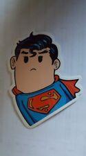 LEGO SUPERMAN sticker decal laptop car wall unused uncut quality 6.5cm x 7.5cm