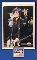 Billie Joe Armstrong - Green Day Autograph Signed Photo w. JSA COA HH56517