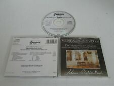 J.S. Bach: Musikalisches Opfer - BWV 1079 /Capriccio-10 032 CD ALBUM