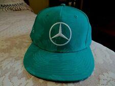 NWT Men's Mercedes AMG PETRONAS Formula 1 Racing Team Branded Hat NEW w/ Tags!