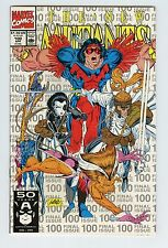 New Mutants 100 (1991 Marvel) 9.4 or better NM, last issue, 2nd print