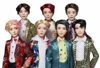 Mattel BTS Idol Doll - Jung Kook / V / Jimin / RM / SUGA / j-Hope / BTS - NEW