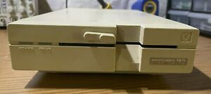 """Commodore 1571 5.25"""" Floppy Disk Drive + cables - Tested and working"""