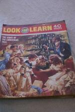December Look and Learn Children's Magazines