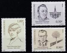 Luxemburg postfris 2005 MNH 1687-1689 - Beroemde Personen
