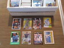 NEW YORK METS LARGE 400 CARD LOT, INSERTS, ROOKIES & PARALLEL CARDS ONLY