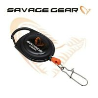 Savage Gear MP Retractor Predator Lure Fishing Accessories Tackle 60cm on Reel