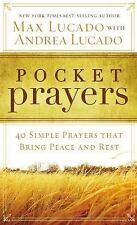 POCKET PRAYERS Max Lucado with Andrea Lucado BRAND NEW BOOK EBay BEST PRICE!