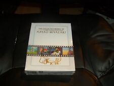 The Collected Works of Hayao Miyazaki Blu-ray Box Set Complete New