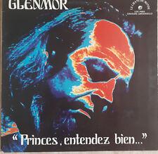 """33T GLENMOR Vinyles LP 12"""" PRINCES, ENTENDEZ-BIEN - LE CHANT DU MONDE 74503"""