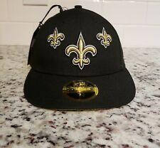 New Orleans Saints New Era 2019 NFL Draft On-Stage Official 59FIFTY Fitted Hat