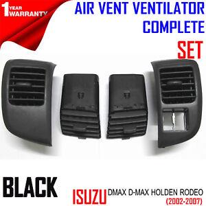 FOR ISUZU D-MAX 2004-2005 HOLDEN RODEO UTE PICKUP 2003-2006 AIR VENT VENTILATOR