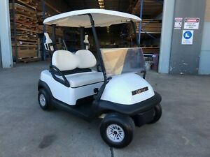 2015 Club Car PRECEDENT 48V Electric Golf Cart Buggie Buggy NEW BATTERIES