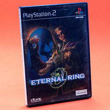ETERNAL RING PS2 italiano USATO