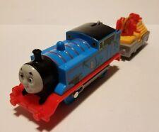 Thomas Train & Friends Gullane LTD Mattel Motorized Locomotive Winch Car  EE