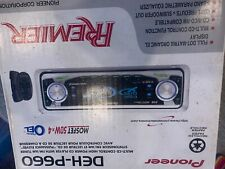 New listing Pioneer Deh-P660 Cd Player In Dash Receiver