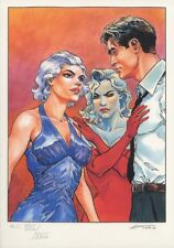 Ex-libris Offset Halloween Blues Trio