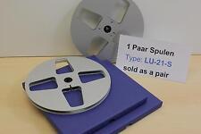 Tonbandspule 22 cm für Sony, Akai, Grundig, Teac , 1 Paar , Art-Nr.LU-21-S