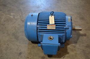 Reliance XE 40 HP 460 V 324T Fr 1775 RPM  TEFC Encl  M# P32G3320M  1800