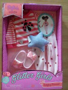 "Glitter Girls ""Ladybug Shimmer Outfit""  New"