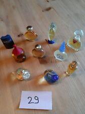 Parfum Miniaturen Sammlung (Nr.29) Konvolut 10 Stückneu