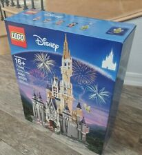 LEGO 71040 Disney Castle New In Perfect Box, Factory Sealed!  Same Day Shipping