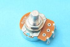 Potenciómetro Alpha Lineal B250 Amplificador 250 K's Potentiometer Solid Shaft