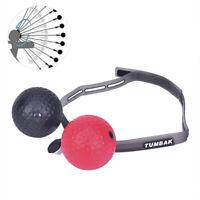 1 Set Boxing Reflex Balls Punching Exercise Speed Training Ball Fighting Ball-