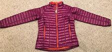 Mountain Hardwear Women's Ghost Whisperer™ Down Jacket DarkRaspberry/NavelOrange