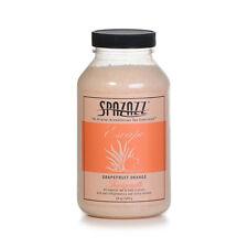 Spazazz Spa Fragrance Crystals - 22oz Grapefruit Orange