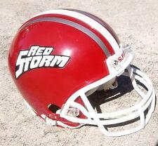 ST. JOHN'S UNIVERSITY RED STORM FOOTBALL MINI HELMET