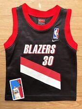 Rasheed Wallace Size 2T Portland Trailblazers Nike NBA Toddler Jersey Vintage