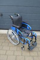 Aktiv-Rollstuhl SOPUR Easy - SB: 43cm ** SUPER ZUSTAND