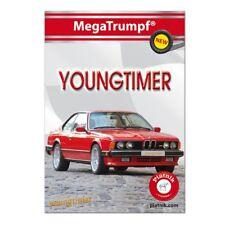 Piatnik 424519 - MegaTrumpf® Quartett Youngtimer, 32 Karten